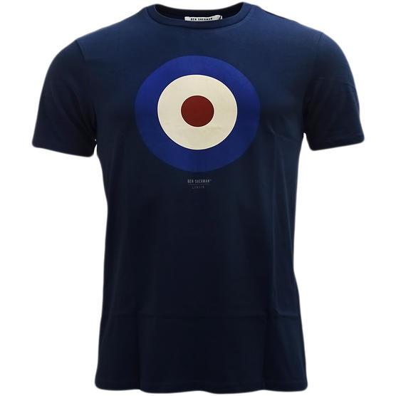 Ben Sherman Target T Shirt - MB12872 Thumbnail 1