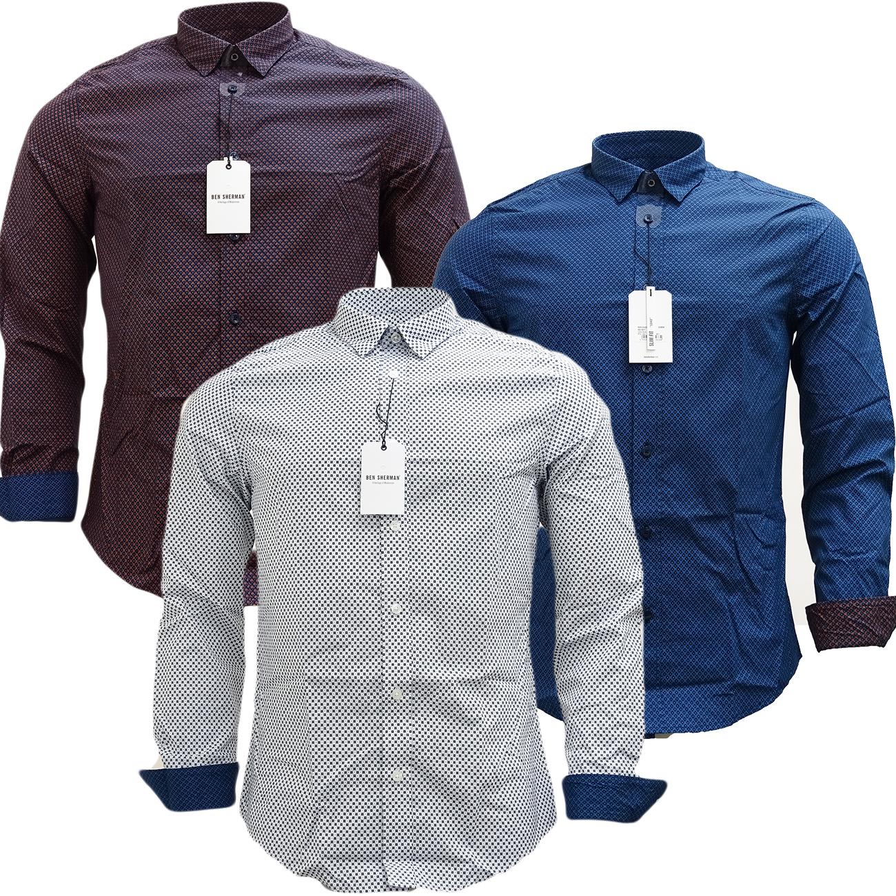 5e87614bf5 Sentinel Ben Sherman Shirt - MA12977