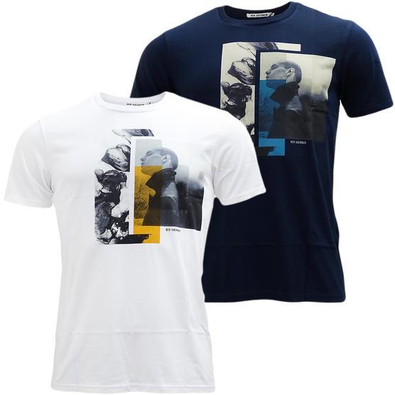 Ben Sherman T-Shirt MB13085 Thumbnail 1