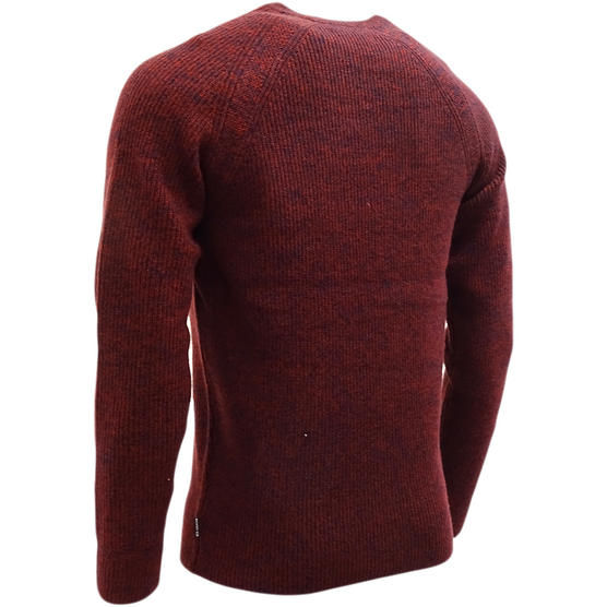 Ben Sherman Ribbed Lambswool Jumper - Slim Fit - ME13070 Thumbnail 5