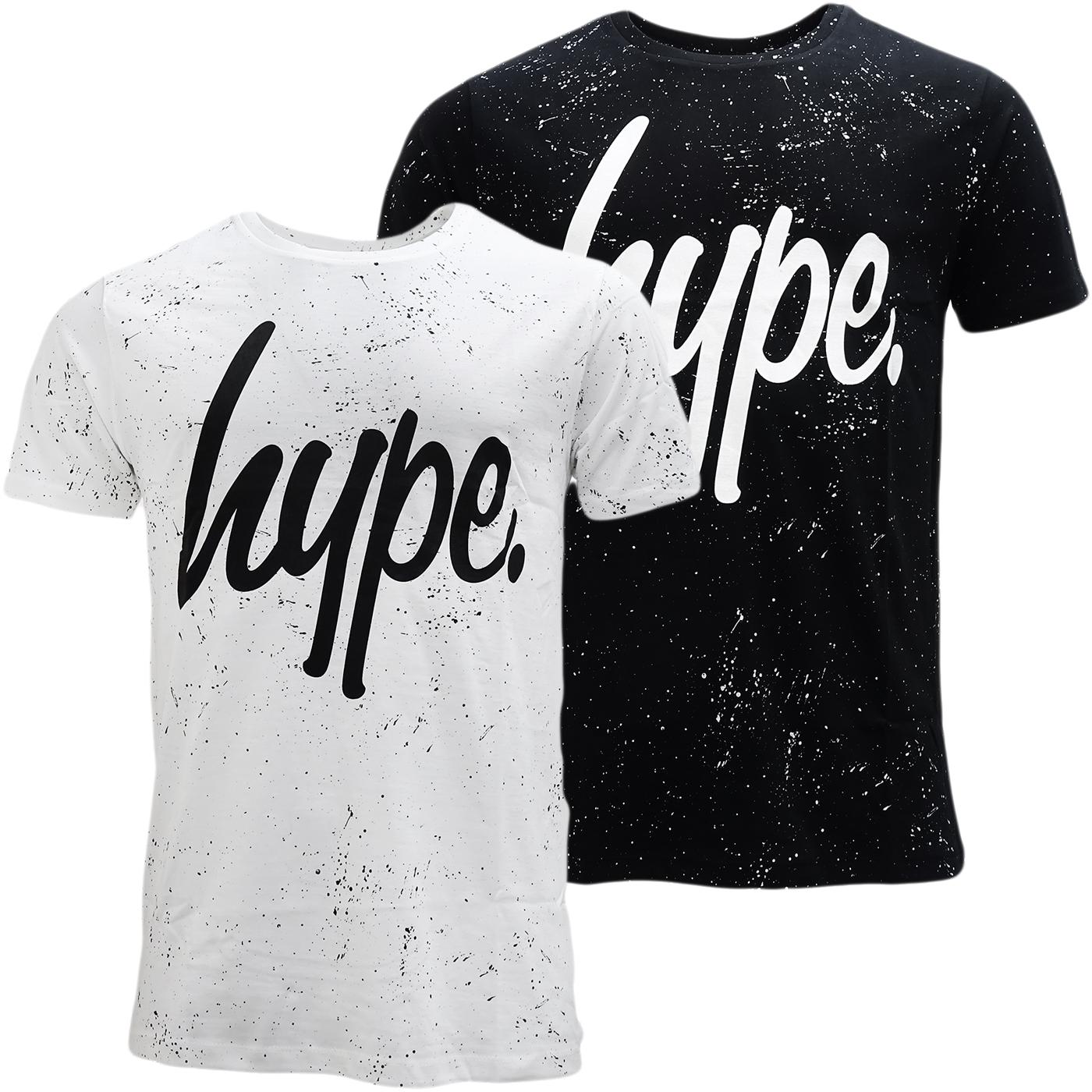 122cb7d0 Sentinel Boys / Mens Hype T-Shirt (Script Speckle)