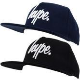 Hype Snapback Plain Script Cap