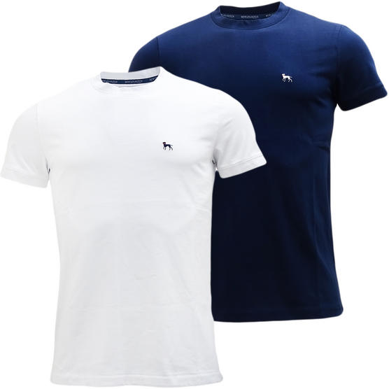 Bewley & Ritch Plain Slim Fit T Shirt - Roman Thumbnail 1