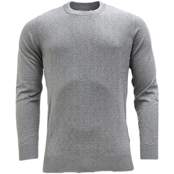 Ben Sherman Lightweight Embossed Jumper ME13075 Thumbnail 5