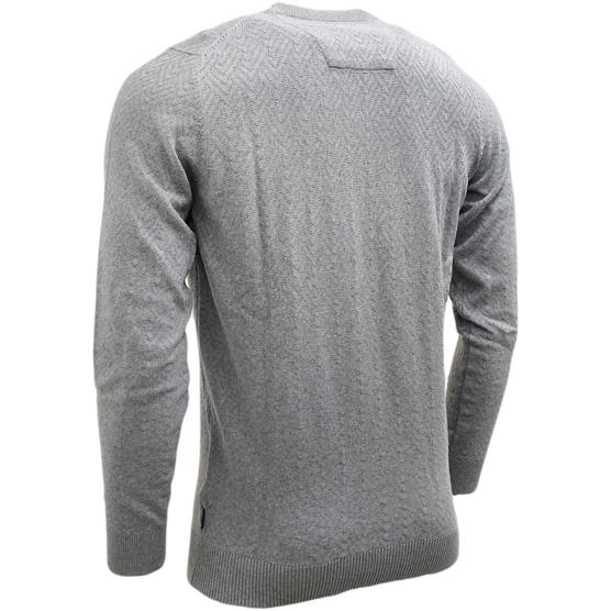 Ben Sherman Lightweight Embossed Jumper ME13075 Thumbnail 6