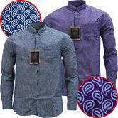 Merc Paisley Shirt - Helmsley
