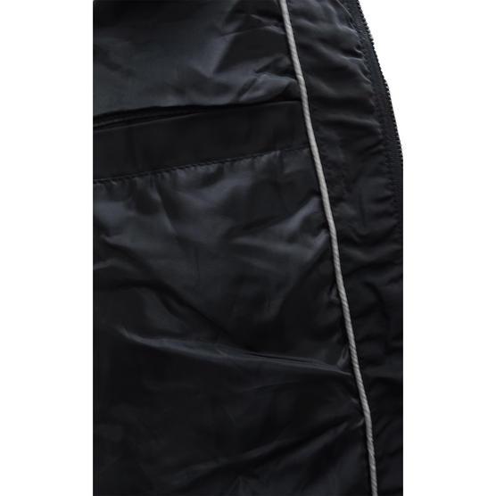 Brave Soul Black Jacket / Outerwear Coat Thumbnail 4