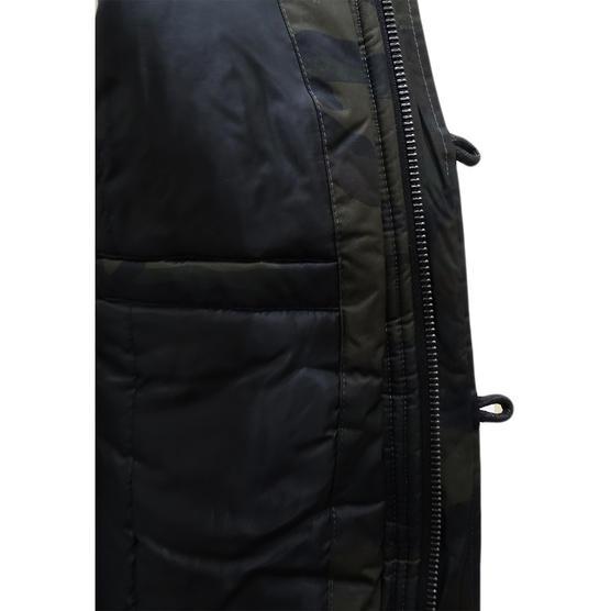 4Bidden Faux Fur Hooded Bomber Jacket / Outerwear Coat - Response Thumbnail 10