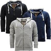 Tokyo Laundry Full Zip Hoodie Sweatshirt Jumper - 8242