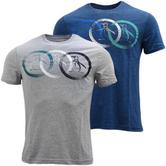 Original Penguin Circle Logo T-Shirt - 7415