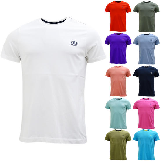Henri Lloyd Plain T-Shirt - Radar 17 Thumbnail 1