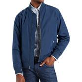 Levi Strauss Blue Ma1 Style Bomber Jacket Jacket / Outerwear Coat