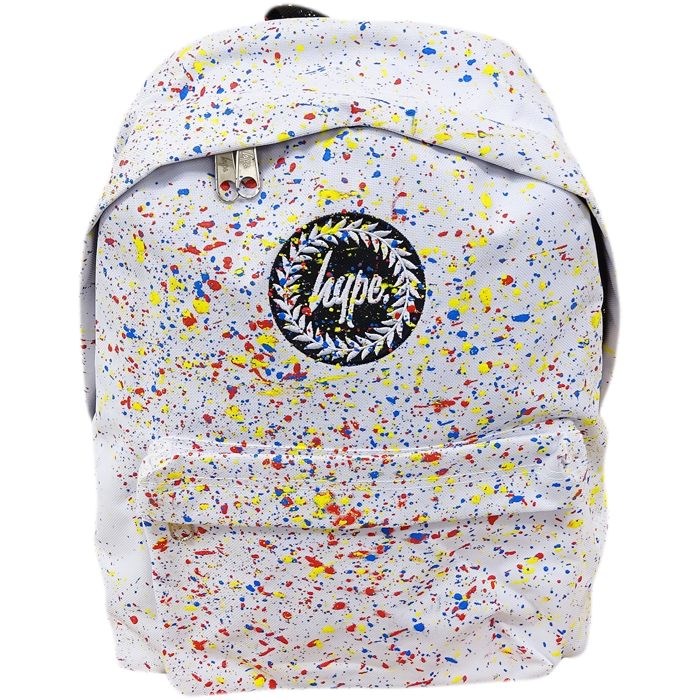 Sentinel Hype White   Multi Rucksack   School, Work, Gym Bags Bag - Splatter  Primary 3183763caf