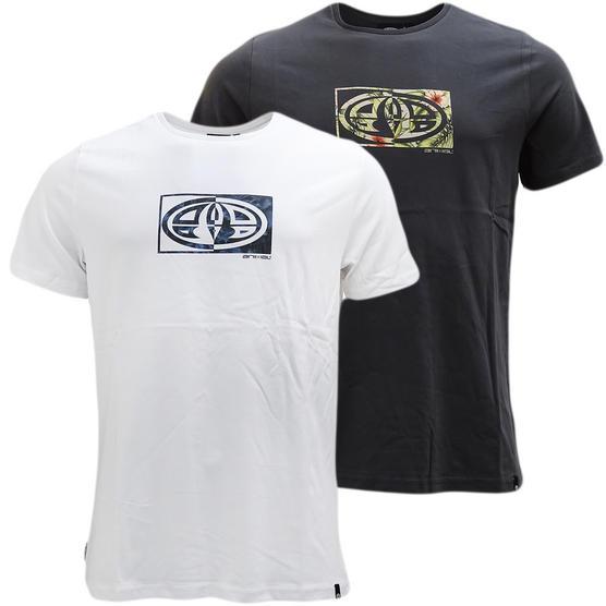 Animal Logo Front And Back T-Shirt - L029-L63 Thumbnail 1