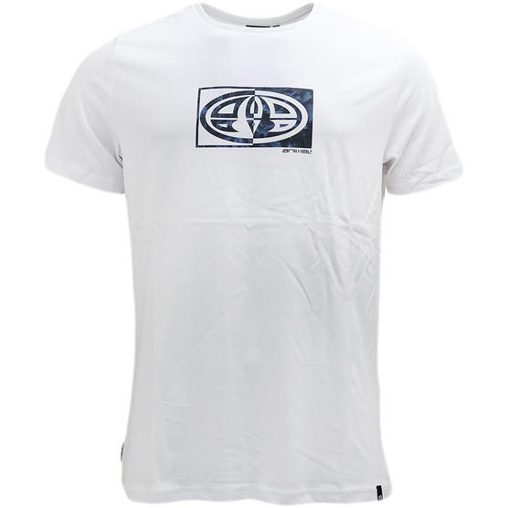 Animal Logo Front And Back T-Shirt - L029-L63 Thumbnail 4