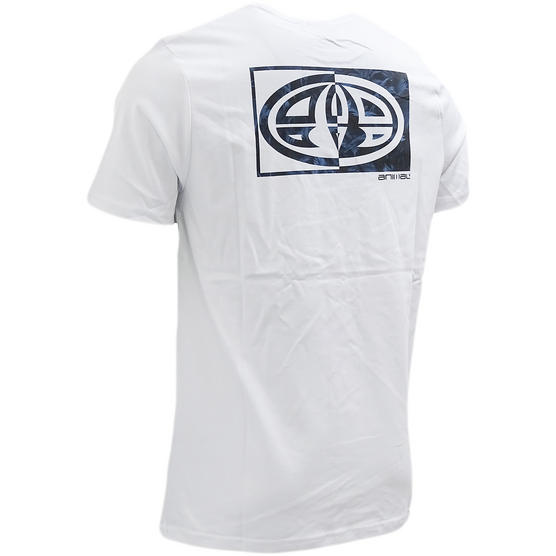 Animal Logo Front And Back T-Shirt - L029-L63 Thumbnail 5