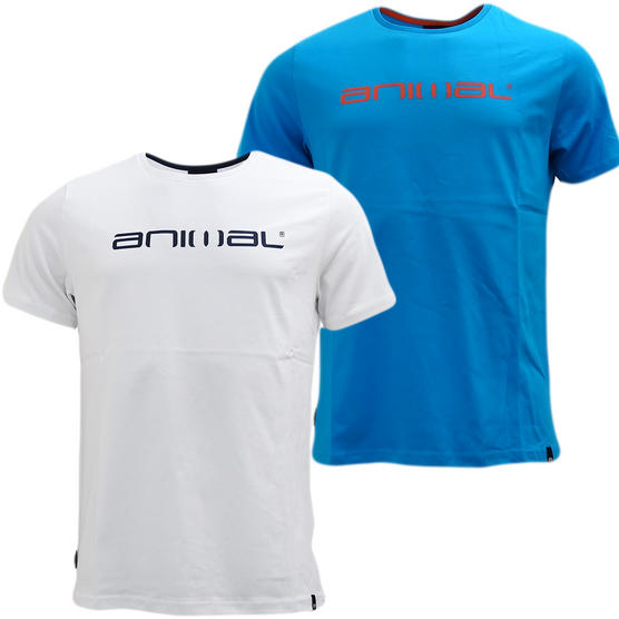 Animal Standard Fit T-Shirt - L027 Thumbnail 1