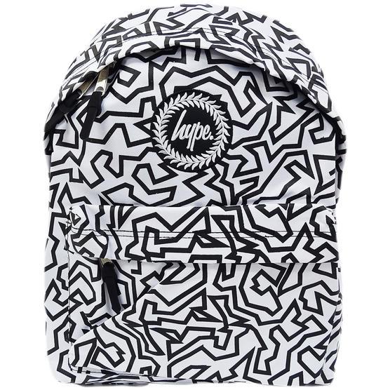 Hype White Bag / Backpack Thumbnail 1
