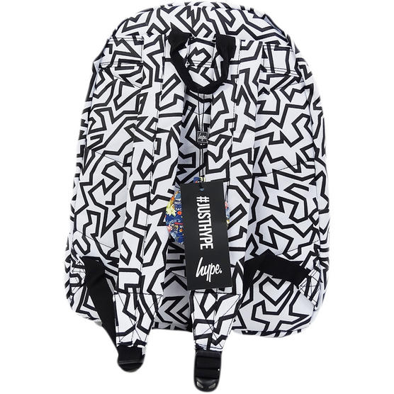 Hype White Bag / Backpack Thumbnail 2