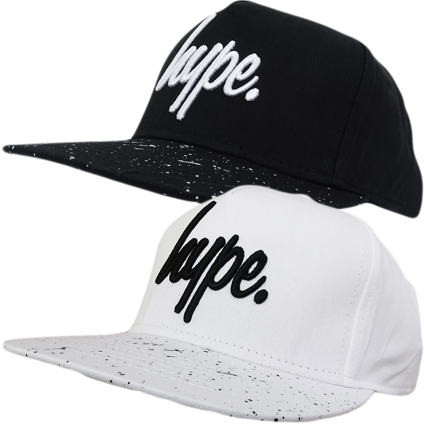 d93123f17e1 Hype Speckled Peack Snapback Cap   Headwear - Hype Speckle Peak Thumbnail 1  ...