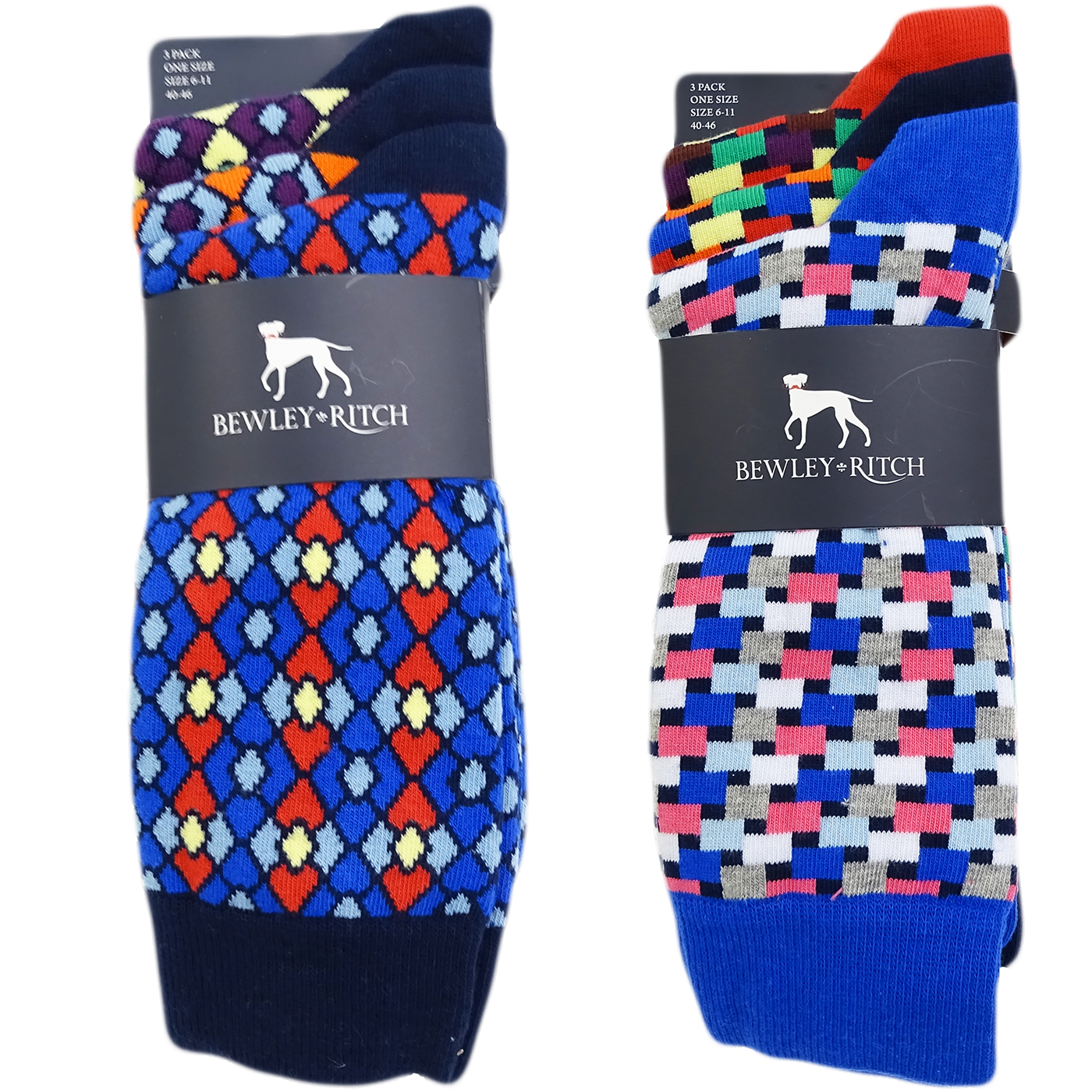 Bewley & Ritch One Size Socks - Sock Multi