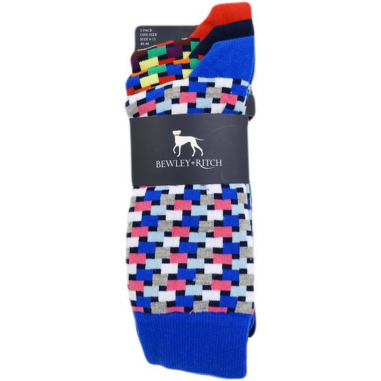 Bewley & Ritch One Size Socks - Sock Multi Thumbnail 2
