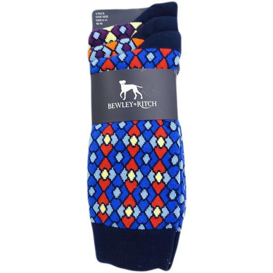 Bewley & Ritch One Size Socks - Sock Multi Thumbnail 4