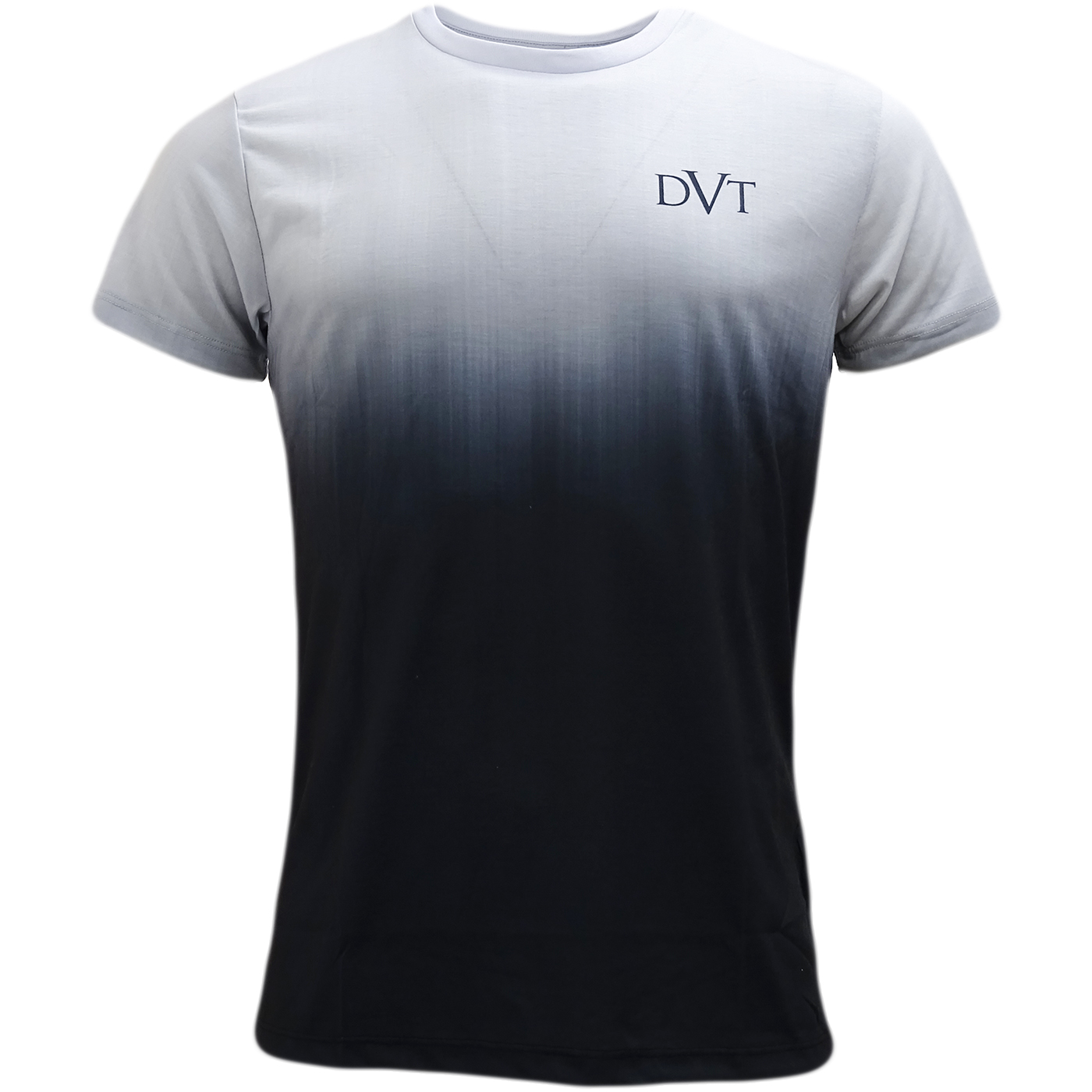 Devote Grey / Black Fade T-Shirt