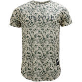 Devote Nude / Olive Dished T-Shirt