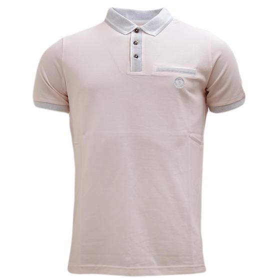 Henri Lloyd Contrast Collar / Cuffs - Pique Polo Shirt - Highland Thumbnail 2