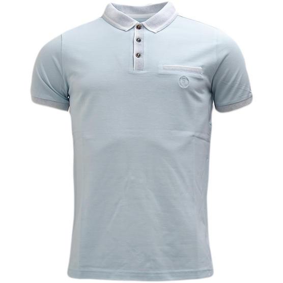 Henri Lloyd Contrast Collar / Cuffs - Pique Polo Shirt - Highland Thumbnail 4