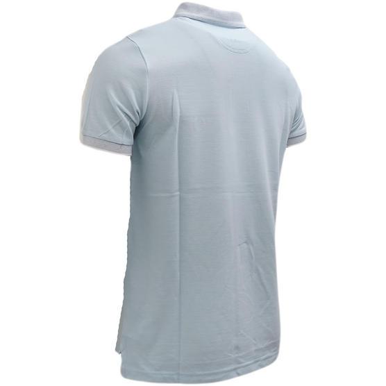 Henri Lloyd Contrast Collar / Cuffs - Pique Polo Shirt - Highland Thumbnail 5