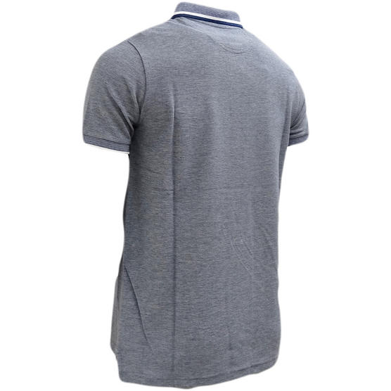 Henri Lloyd Contrast Collar / Cuffs - Pique Polo Shirt - Highland Thumbnail 7