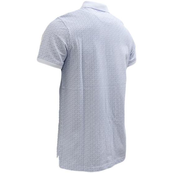 Henri Lloyd Cross Pattern Pique Polo Shirt - Flixton Thumbnail 3