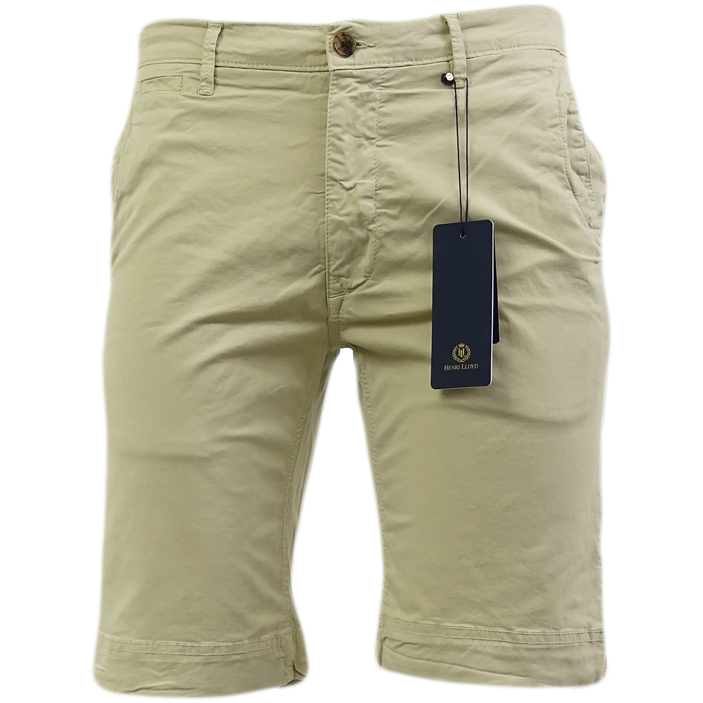 Henri Lloyd Plain Smart Chino Shorts - Garn
