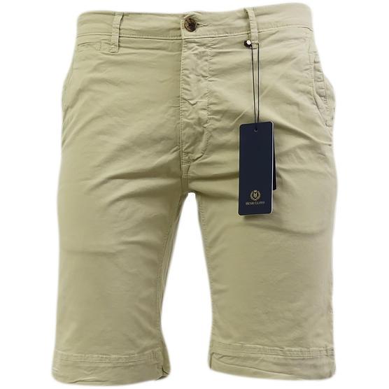 Henri Lloyd Plain Smart Chino Shorts - Garn Thumbnail 1
