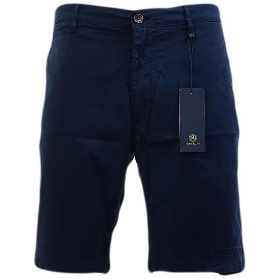 Henri Lloyd Plain Smart Chino Shorts - Garn Thumbnail 3