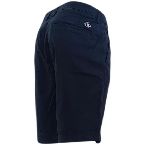 Henri Lloyd Plain Smart Chino Shorts - Garn Thumbnail 4