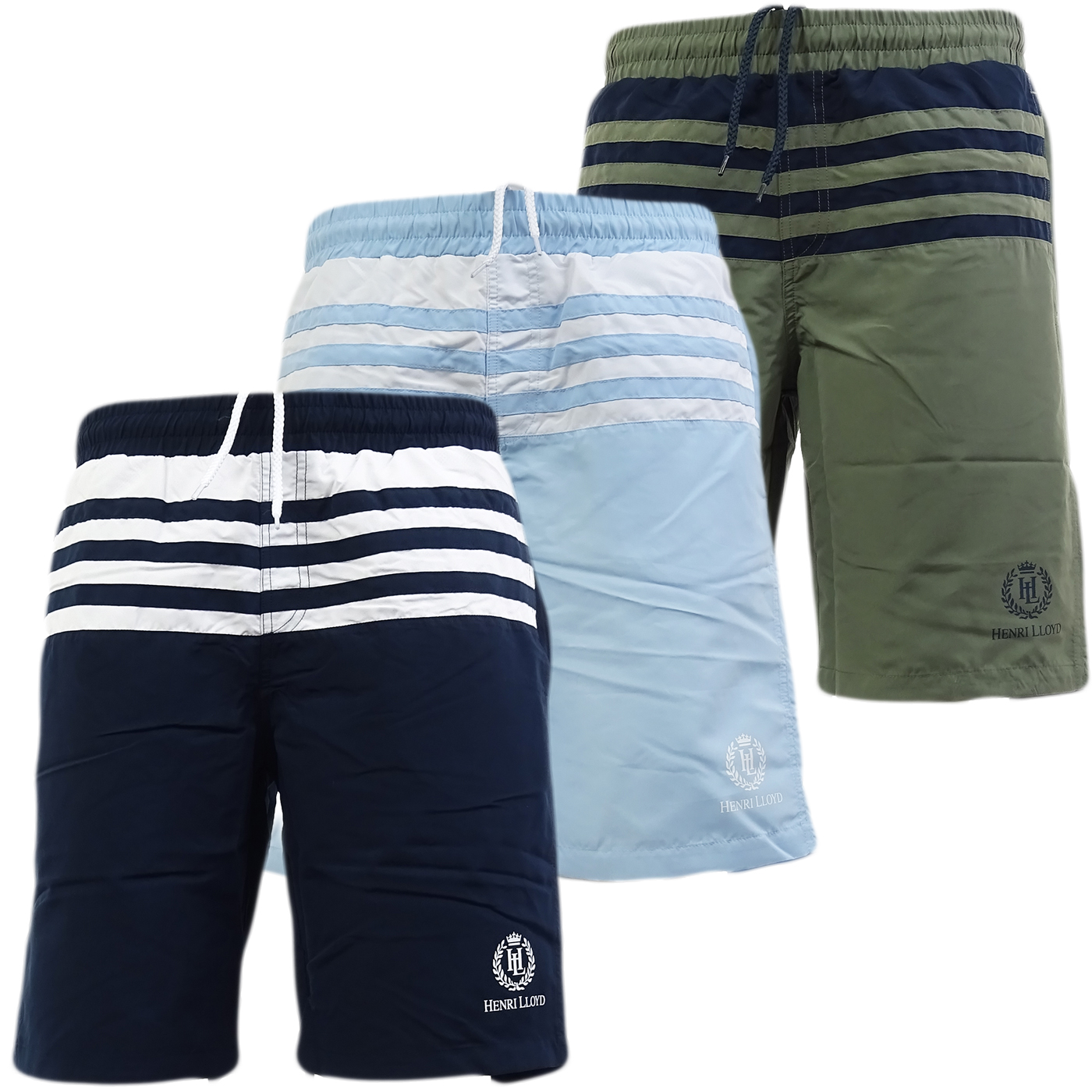 Henri Lloyd Mesh Lined Swim Short Shorts Nes