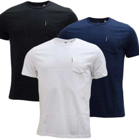 Ben Sherman Plain Pocket T-Shirt - Mb13645 Thumbnail 1
