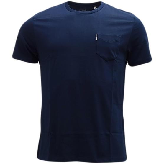 Ben Sherman Plain Pocket T-Shirt - Mb13645 Thumbnail 2