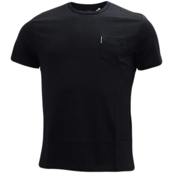 Ben Sherman Plain Pocket T-Shirt - Mb13645 Thumbnail 4