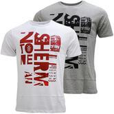 Ben Sherman Logo Front 'Studio Session' T-Shirt - Mb13443