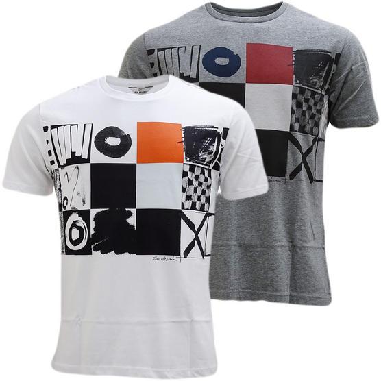 Ben Sherman Boxes T-Shirt - Mb13444 Thumbnail 1