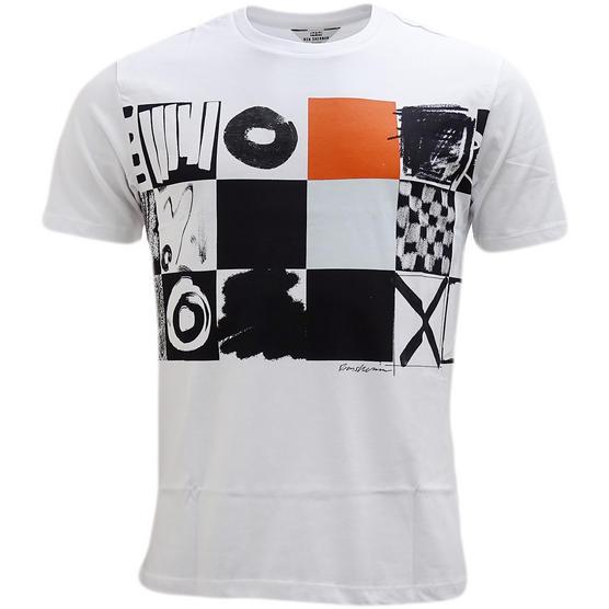 Ben Sherman Boxes T-Shirt - Mb13444 Thumbnail 2
