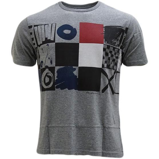 Ben Sherman Boxes T-Shirt - Mb13444 Thumbnail 3