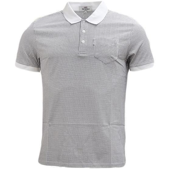Ben Sherman Square Mod / Retro Polo Shirt - Mc13432 Thumbnail 2