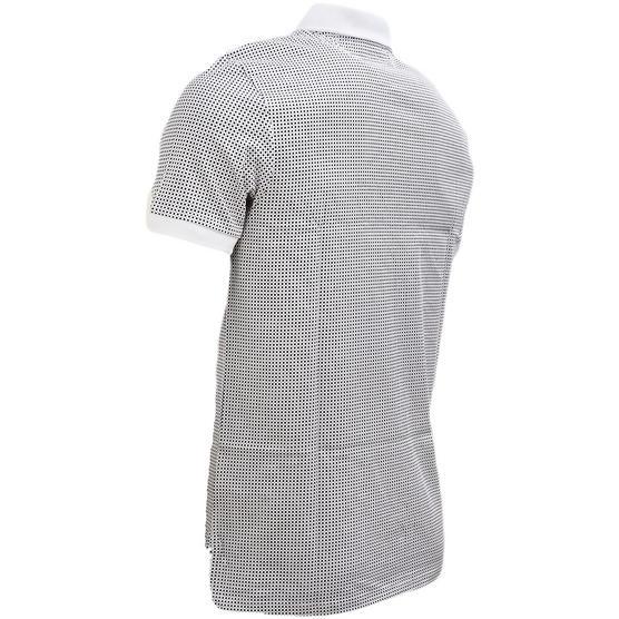 Ben Sherman Square Mod / Retro Polo Shirt - Mc13432 Thumbnail 3