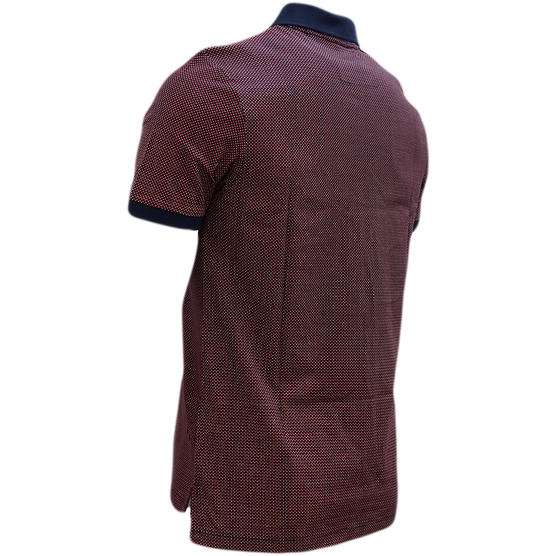 Ben Sherman Square Mod / Retro Polo Shirt - Mc13432 Thumbnail 6