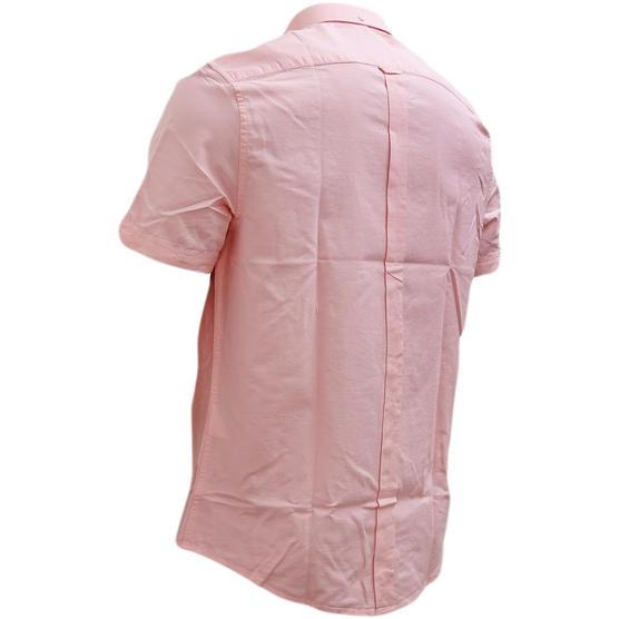 Ben Sherman Plain Button Down Oxford Shirt - Ma13606 Thumbnail 3